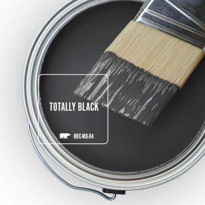 Home Decorators Collection HDC-MD-04 Totally Black Paint