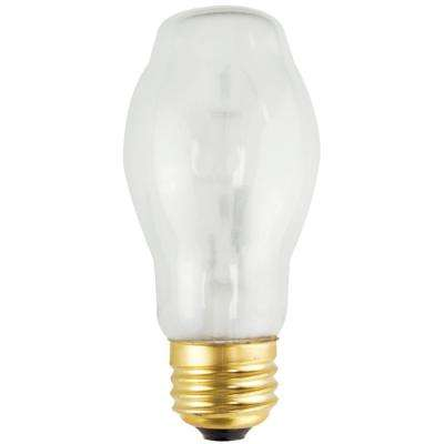 43-Watt Halogen BT15 Soft White Medium Base Light Bulb
