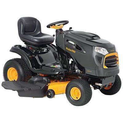 54 in. 24 HP Intek V-Twin Briggs & Stratton Automatic Gas Front-Engine Riding Mower Lawn Tractor