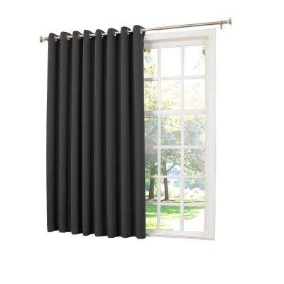 Gregory Room Darkening Grommet  Top Patio Panel