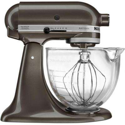 Artisan Designer Series Stand Mixer in Truffle Dust