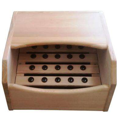 Tourmaline Stone Infrared Foot Sauna