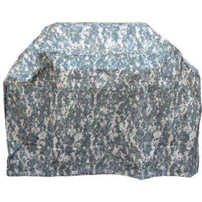 US Army 58 in. Camo Grill Cover