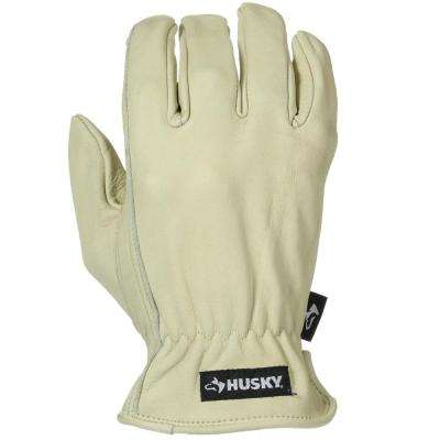 Water Resistant Leather Work Glove