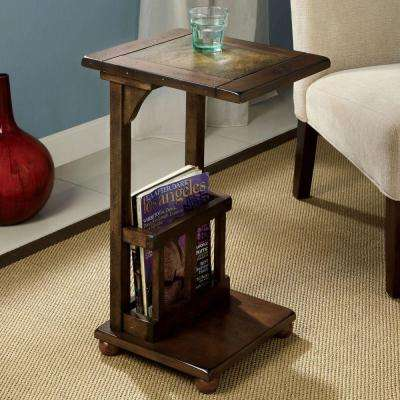 Wilcox Antique Walnut Side Table