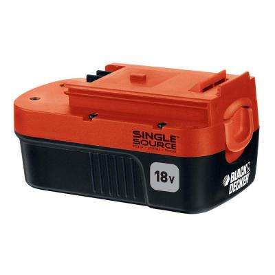 18-Volt Ni-Cad Slide Pack Battery