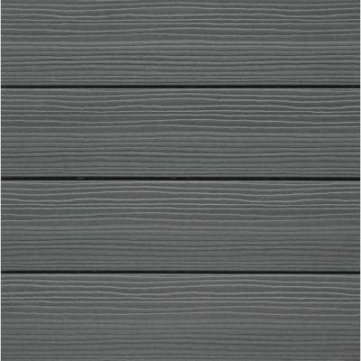 UltraShield 1 ft. x 1 ft. Quick Deck Outdoor Composite Deck Tile in Westminster Gray (10 Tiles / Case)