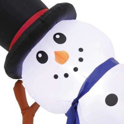 Christmas 6.5 ft. Inflatable Snowman