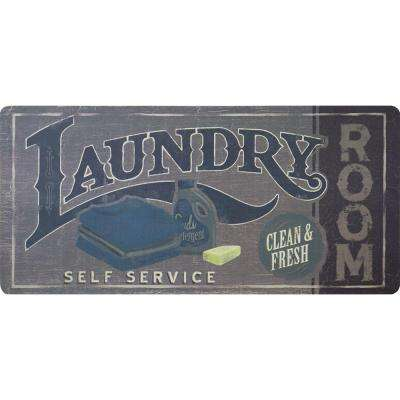 Self Service 20 in. x 42 in. Laundry Mat