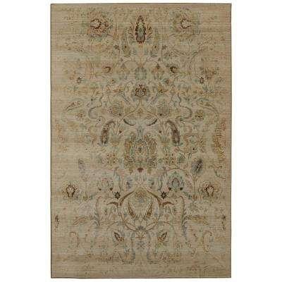 Sentiment Butter Pecan 9 ft. 6 in. x 12 ft. 11 in. Area Rug