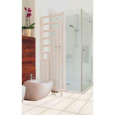 Italia Zen Crema 12 in. x 24 in. Porcelain Floor and Wall Tile (16.68 sq. ft. / case)