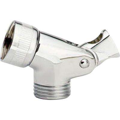 Pin Mount Swivel Connector for Hand Shower in Chrome
