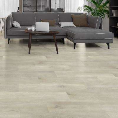 English Oak 7.5 in. x 47.6 in. Luxury Vinyl Plank Flooring (24.74 sq. ft. / case)