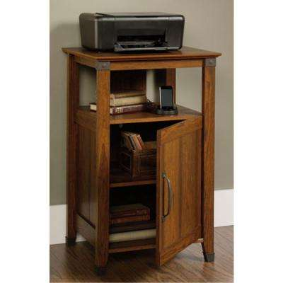 Carson Forge Collection 36 in. €H Technology Pier in Washington Cherry
