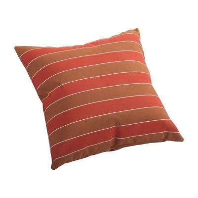 Joey Square Outdoor Throw Pillow