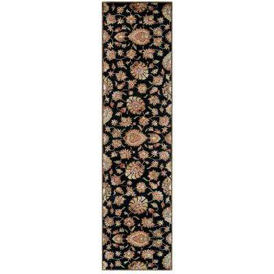 John Black 2 ft. 6 in. x 8 ft. Rug Runner
