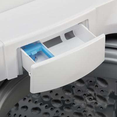 21.7 in. 2.0 cu. ft. Compact Portable Top Load Washer in White