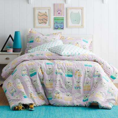 Copy Cat Cotton Percale Comforter