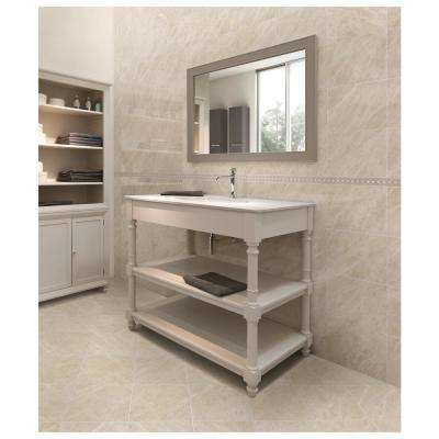 Favrales Beige 12 in. x 12 in. Porcelain Floor and Wall Tile (487.22 sq. ft./ pallet)