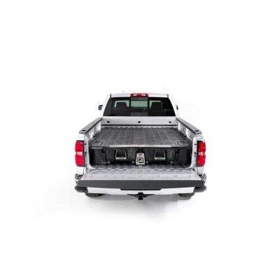 6 ft. 6 in. Bed Length Pick Up Truck Storage System for GM Sierra or Silverado Classic (2007 - 2018)