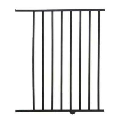 22 in. Gate Extension, Charcoal