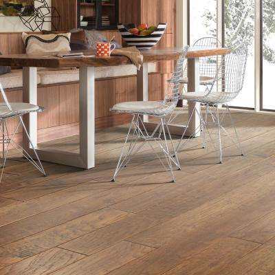 Canyon Hickory Taos 3/8 in. T x 6-3/8 in. W x Varying Length Engineered Hardwood Flooring (30.48 sq. ft. /case)