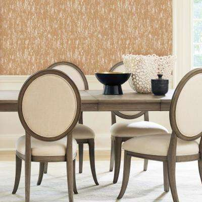 Cynthia Rowley for Tempaper Gold Leaf Self-Adhesive Removable Wallpaper
