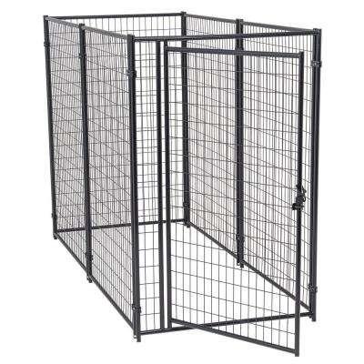 6 ft. H x 4 ft. W x 8 ft. L Modular Kennel