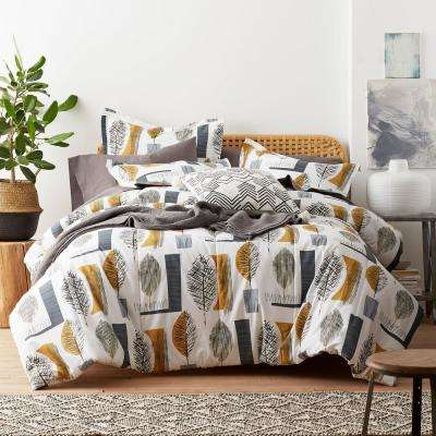 Sumi Cotton Percale Comforter Set