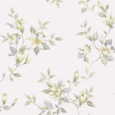 56 sq. ft. Apple Clemmie Wallpaper