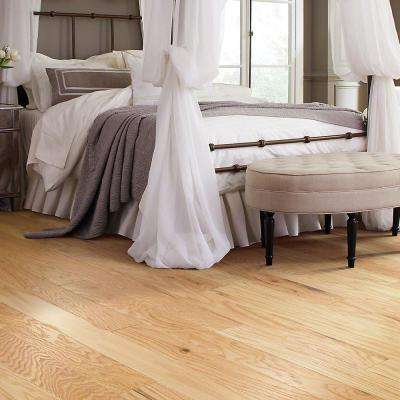 Bradford Oak Natural Oak 3/8 in. Thick x 5 in. Wide x Random Length Engineered Hardwood Flooring (23.66 sq. ft. / case)