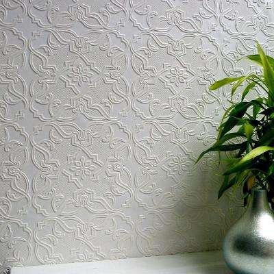 Maxwell Paintable Textured Vinyl Wallpaper Sample