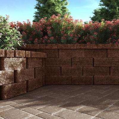 ProMuro 3 in. x 5.25 in. x 14 in. Winter Blend Concrete Wall Cap (150 Pcs. / 65.6 Lin. ft. / Pallet)