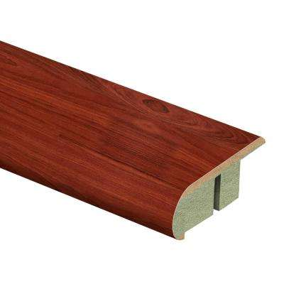 Goldwyn Cherry 1/2 in. Thick x 1-3/4 in. Wide x 72 in. Length Laminate Multi-Purpose Reducer Molding