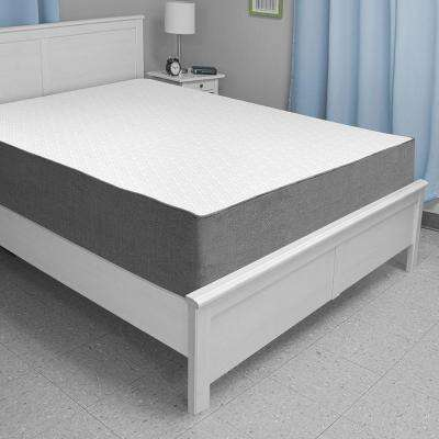 14 in. H Queen-Size Luxury Hybrid Memory Foam Mattress