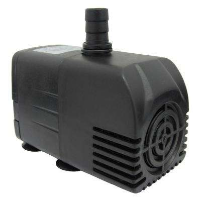 211 GPH Submersible Pump
