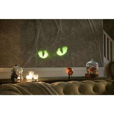 Halloween Eye Screams-Blinking Cat Eyes LightShow Projection (FireFly)
