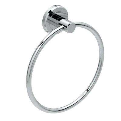 Latitude II Towel Ring in Polished Chrome