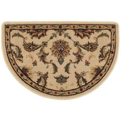 Huntington Ivory 2 ft. 2 in. x 3 ft. 3 in. Accent Rug