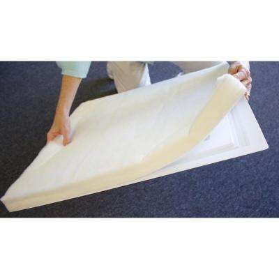 Soniguard 24 in. x 24 in. Drop Ceiling Acoustic/Thermal Insulation (Case of 24)