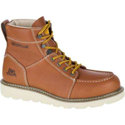 Tradesman Men's Chocolate Brown Boots