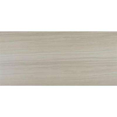 Cresta White 12 in. x 24 in. Glazed Porcelain Floor and Wall Tile (12 sq. ft. / case)