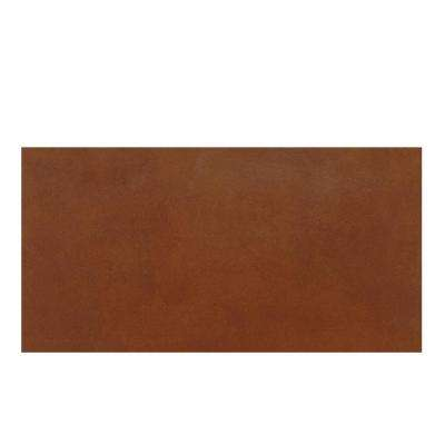 Veranda Copper 13 in. x 20 in. Porcelain Floor and Wall Tile-DISCONTINUED (10.32 sq. ft. / case)