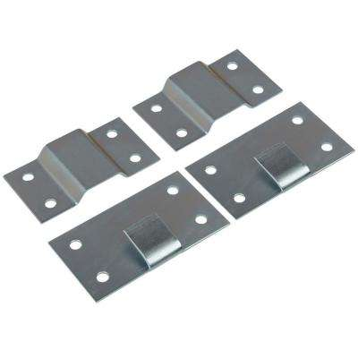 Hook and Eye Seawall Brackets Set