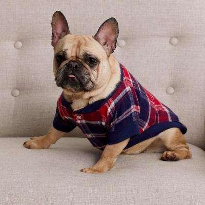 Family Flannel Dog's Whitaker Plaid Sleepwear