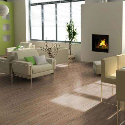 EIR Rybrook Chestnut 12 mm Thick x 7-5/8 in. Wide x 54-1/3 in. Length Laminate Flooring (794.08 sq. ft./pallet)