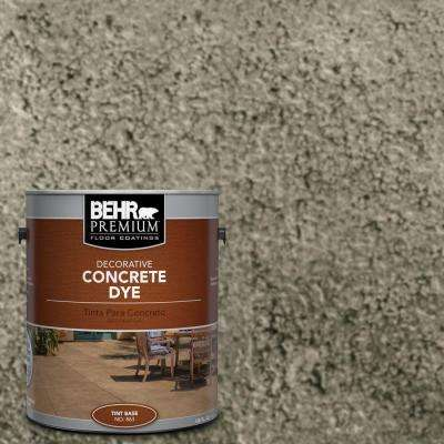 #CD-818 Granite Green Concrete Dye