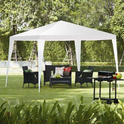 10 ft. x 10 ft. Outdoor Canopy Party Wedding Tent
