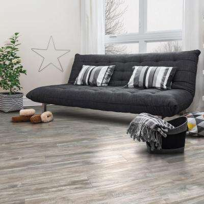 Outlast+ Seabrook Walnut 10 mm Thick x 5-1/4 in. Wide x 47-1/4 in. Length Laminate Flooring (480.9 sq. ft. / pallet)