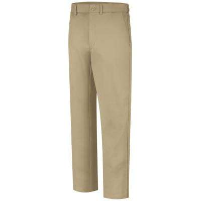 EXCEL FR Men's Khaki Work Pant